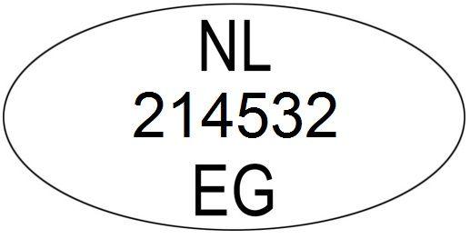 EG nummer
